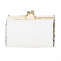 Parfois - White minimal purse