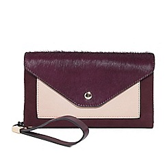 Parfois - Purple minimal wallet