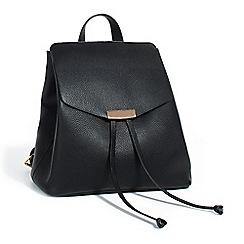 Parfois - Black palma backpack