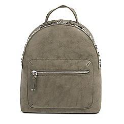 Parfois - Khaki funcky backpack