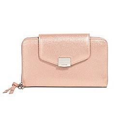 Parfois - metallic funcky wallet