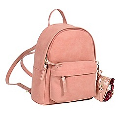Parfois - Pink antonieta backpack