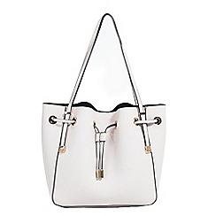 Parfois - Cream Camomila handbag