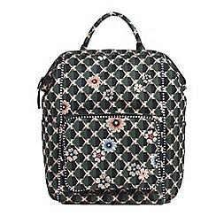 Parfois - Multicoloured glam flower backpack