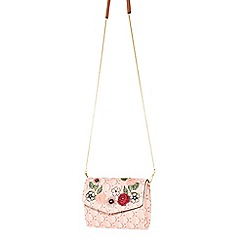 Parfois - Glam flower cross bag