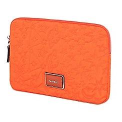 Parfois - Orange gym ipad case