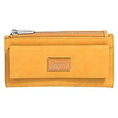 Parfois - Mustard bellatrix wallet