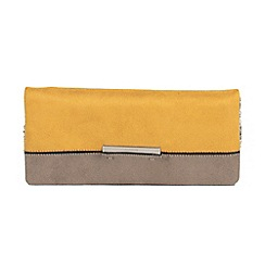 Parfois - Mustard massima wallet