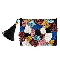 Parfois - Multicoloured rose Cory cross bag