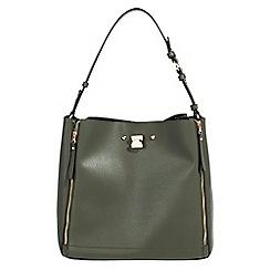Parfois - Green olympia hand bag
