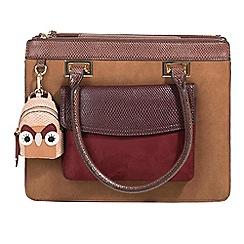 Parfois - Buho briefcase