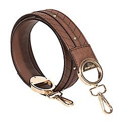 Parfois - Brown harper shoulder strap