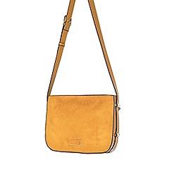 Parfois - Mustard english heritage crossbody bag