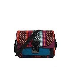 Parfois - Multicoloured la femme cross bag