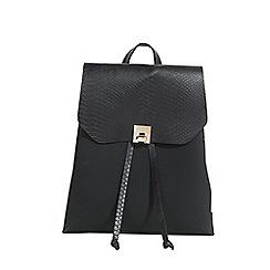 Parfois - Black cloud backpack