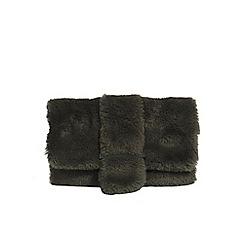 Parfois - Green piggy handbag