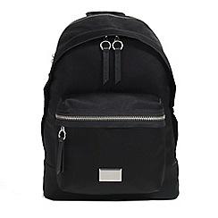 Parfois - Black super backpack
