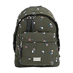 Parfois - Green super backpack