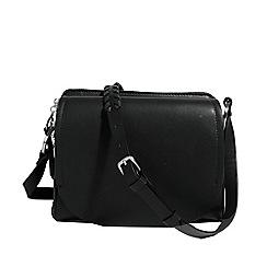 Parfois - Black super cross body bag