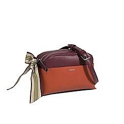 Parfois - Red duplex cross body bag