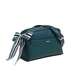 Parfois - Green duplex cross body bag