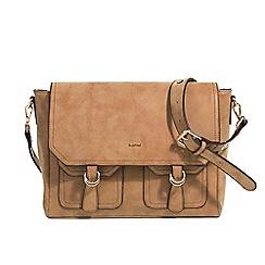 Parfois - Brown franky cross body bag