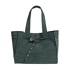 Parfois - Green franky shopper bag
