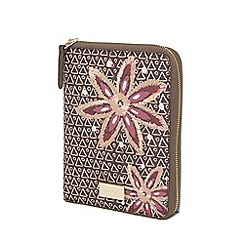 Parfois - Brown franky country notebook