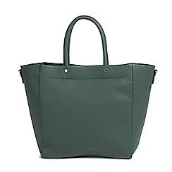 Parfois - Green laforet shopper bag