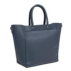 Parfois - Blue laforet shopper bag