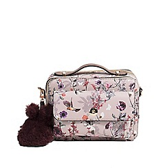 Parfois - Pink monet cross body bag