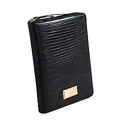 Parfois - Black huelva chic notebook