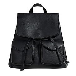 Parfois - Black monaco backpack