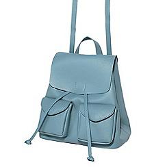 Parfois - Blue monaco backpack