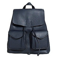 Parfois - Navy monaco backpack