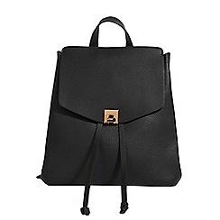 Parfois - Black lanzarote backpack