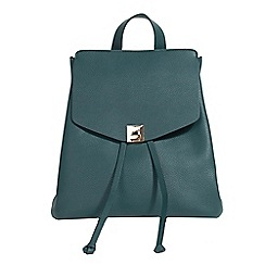 Parfois - Green lanzarote backpack