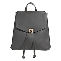 Parfois - Grey lanzarote backpack