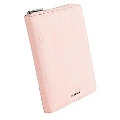 Parfois - Light pink paint notebook