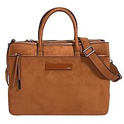 Parfois - Camel brown sevilla nights briefcase