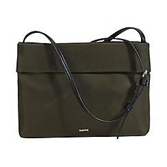 Parfois - Khaki night nylon crossbody bag