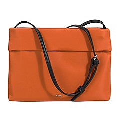 Parfois - Orange night nylon crossbody bag