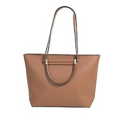 Parfois - Camel brown dream girl  shopper bag