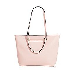 Parfois - Light pink dream girl  shopper bag