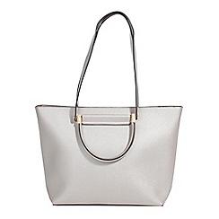 Parfois - Silver dream girl  shopper bag