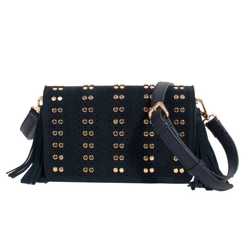 Parfois - Navy Blue Sailor Cross Body Bag
