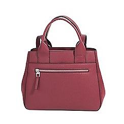 Parfois - Red winter shopper bag