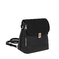 Parfois - Black essential backpack