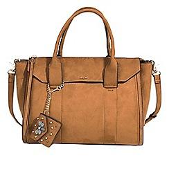 Parfois - Camel essential tote bag