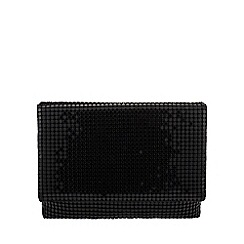 Parfois - Black 'teen' mesh cross bag